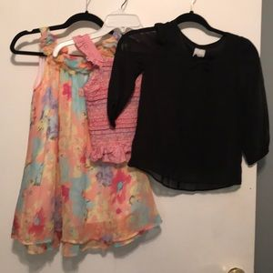 Lot of girls items